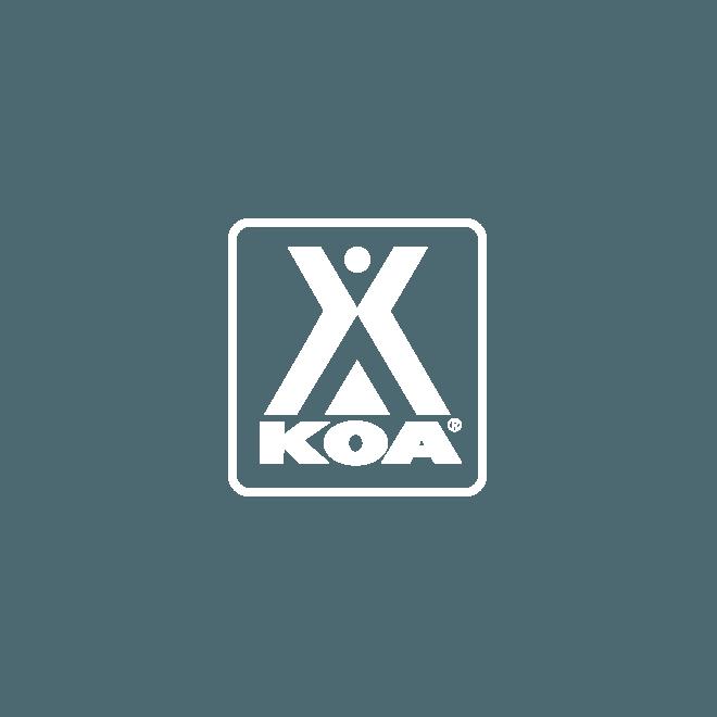 KOA weckt die Aufmerksamkeit von Campern