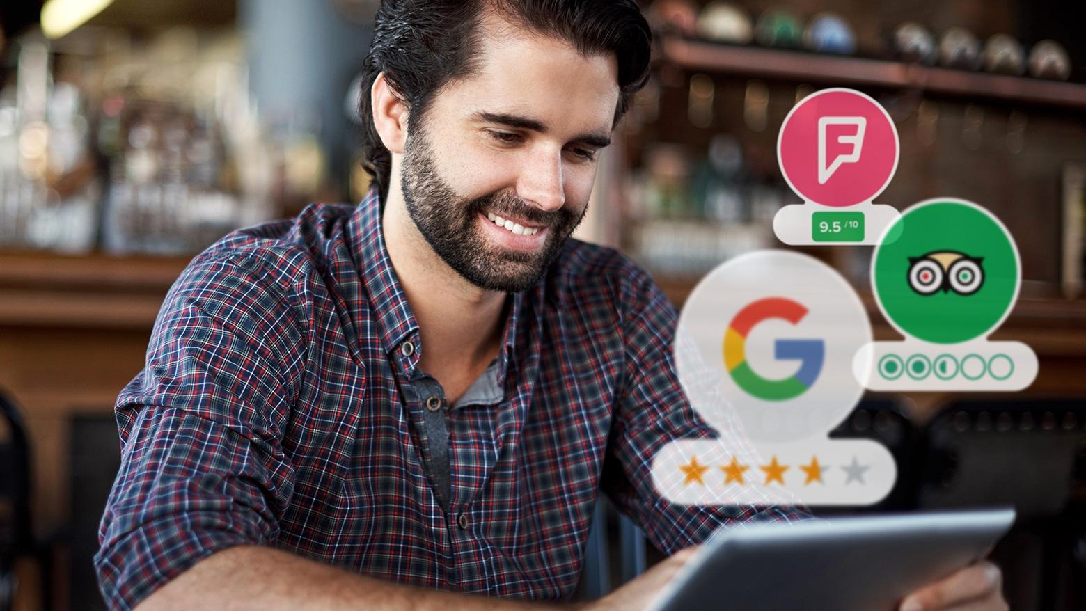 Mit Reviews zum Erfolg