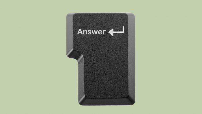 Warum Ihre Website Antworten liefern muss
