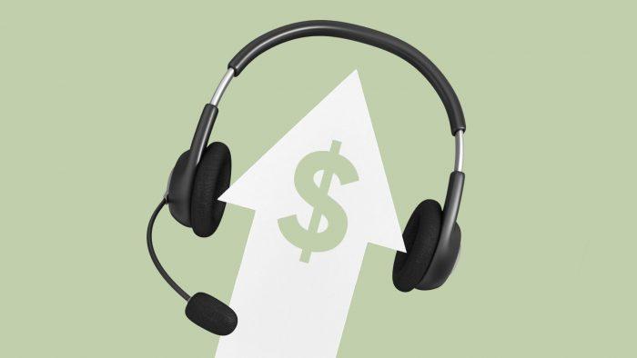 Niedrigere Kundensupport-Kosten mit Website-Suche